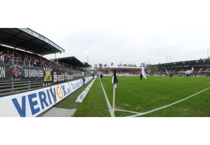Hardtwaldstadion, SV Sandhausen