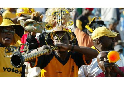 Kaizer Chiefs Fan Vuvuzela