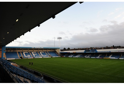 KRBS Priestfield Stadium