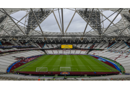 London Stadium, West Ham United, Stadion