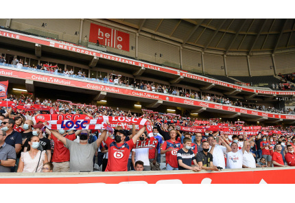 LOSC Lille, Stade Pierre-Mauroy, 2021