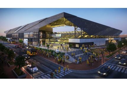 New Columbus Crew Stadium, Columbus Crew SC