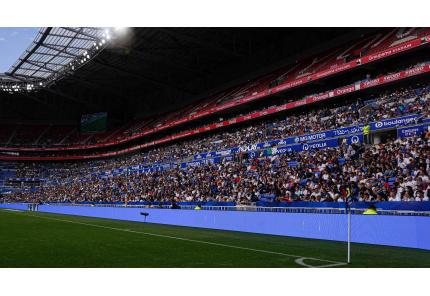Olympique Lyon, Groupama Stadium, 2021