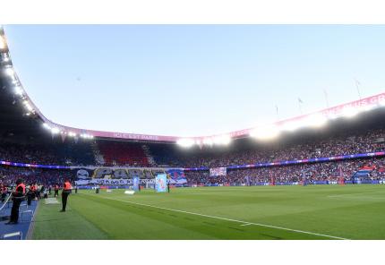 Paris Saint-Germain, Parc des Princes, 2021
