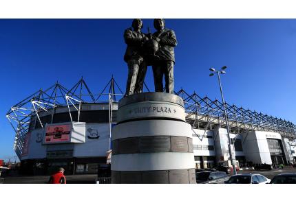 Pride Park Stadium - Derby