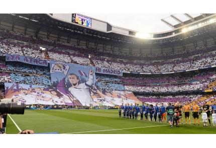 Real Madrid , Choreo