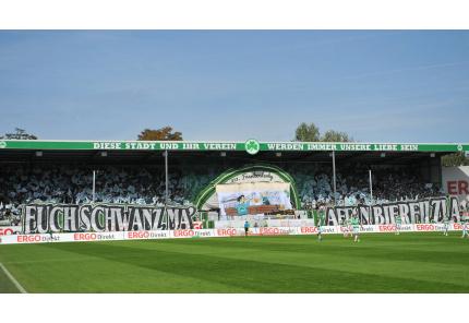 Sportpark Ronhof, Greuther Fürth