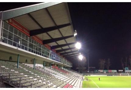 Vfb Lubeck Stadium Dietmar Scholze Stadion An Der Lohmuhle Transfermarkt