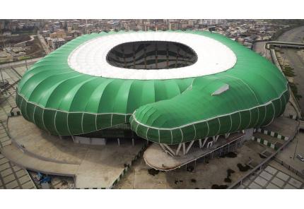 Stadion Bursaspor für Quiz