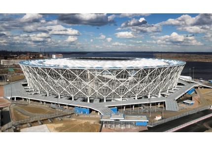 Stadion Volgograd Wolgograd Arena