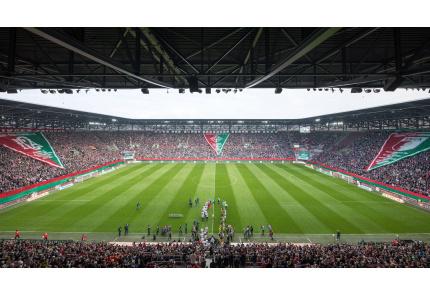 Stadion, WWK Arena Augsburg