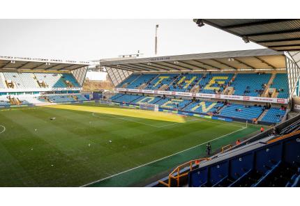 The Den, Millwall, Stadion