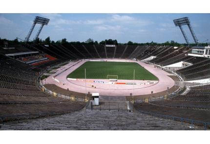 Zentralstadion Leipzig 1992