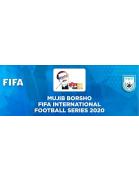 Mujib Borsho FIFA International Football Series