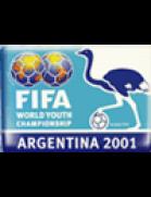 U20-Weltmeisterschaft 2001