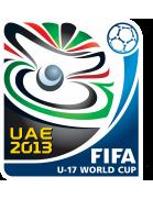 U17-Weltmeisterschaft 2013