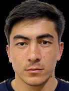 Shokhrukh Kirgizboev