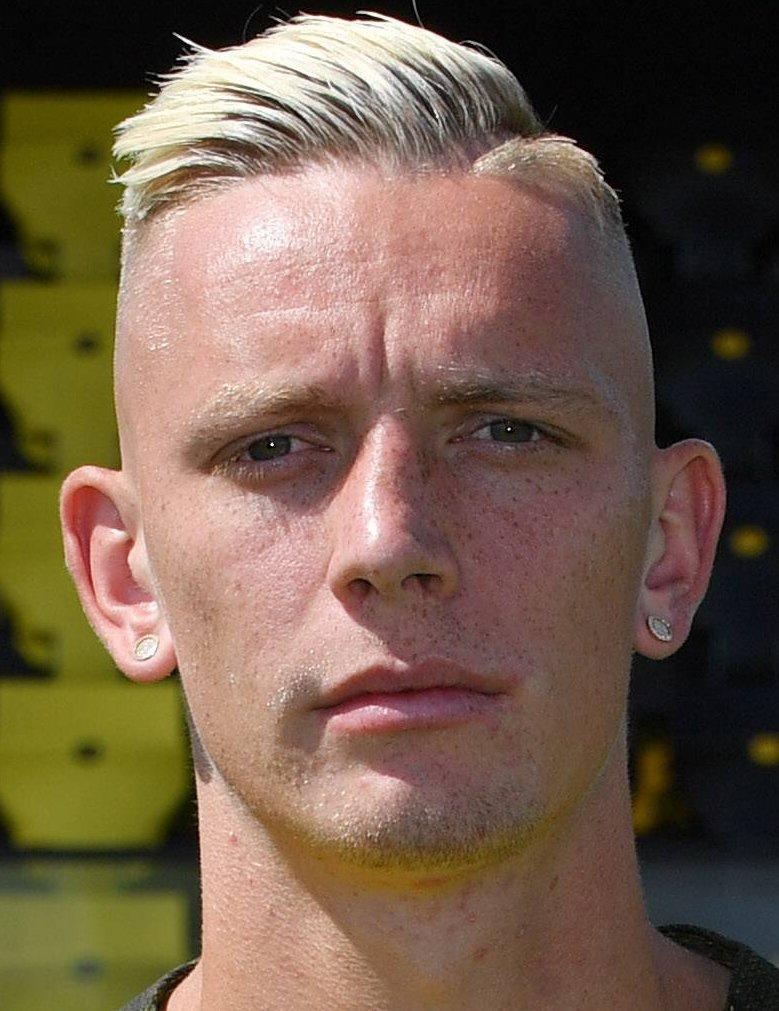 Maglia Home Borussia Dortmund Eric Oelschlägel