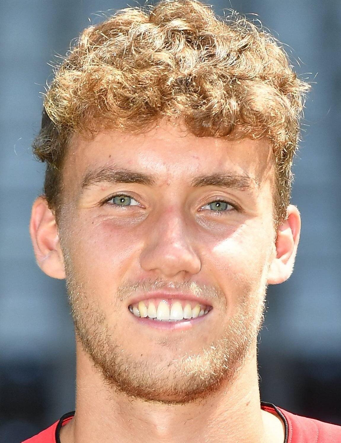 Luca Waldschmidt Player Profile 18 19