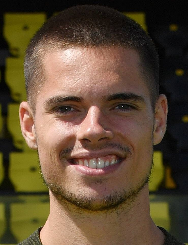 Seconda Maglia Borussia Dortmund Abdou Diallo