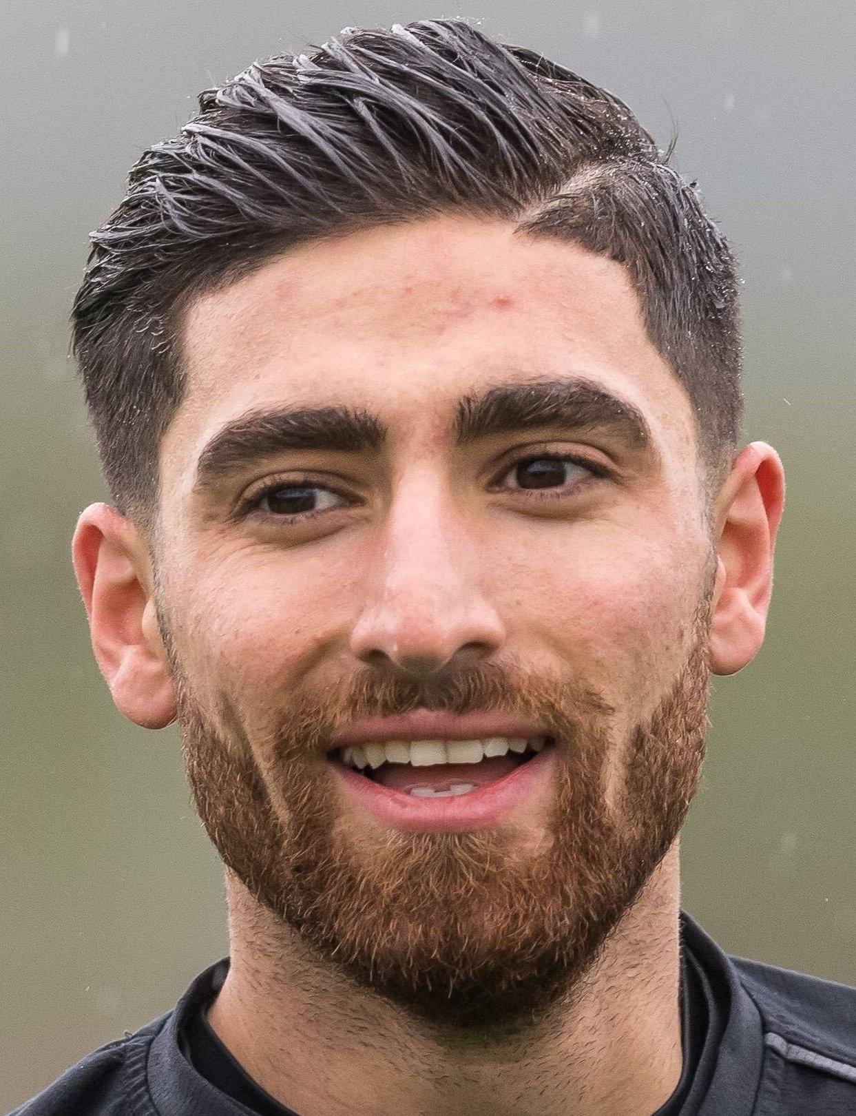 Alireza Jahanbakhsh - Player Profile 18 19  e730b1c07