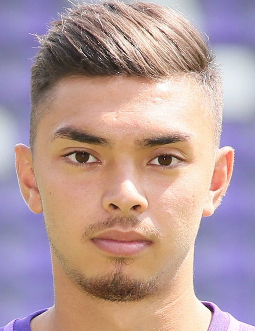 John-Patrick Strauß - Player Profile 19/20   Transfermarkt