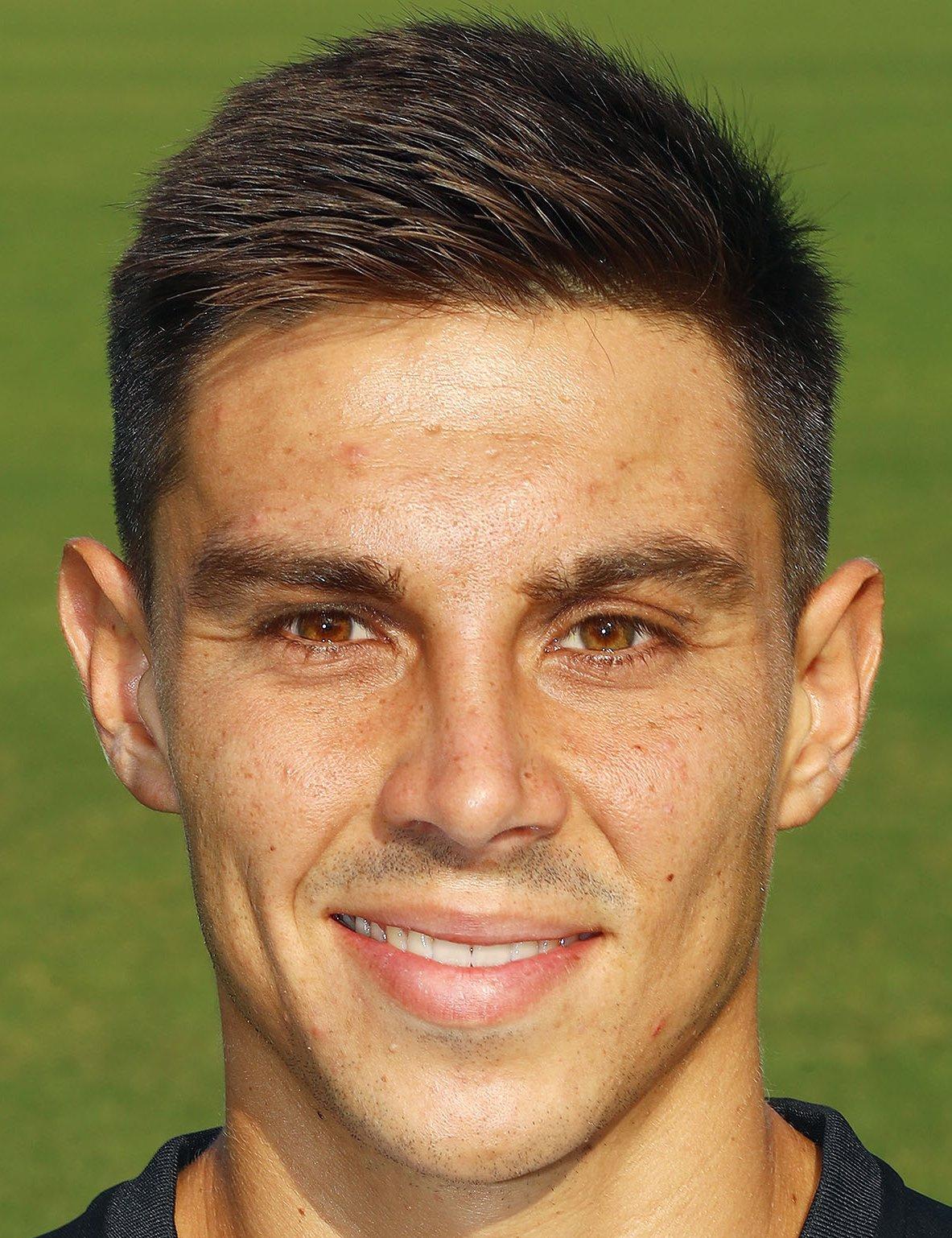Cristian Dell'Orco - Трансферная история | Transfermarkt
