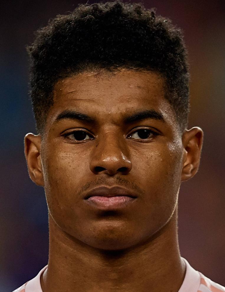 Marcus Rashford Player Profile 20 21 Transfermarkt