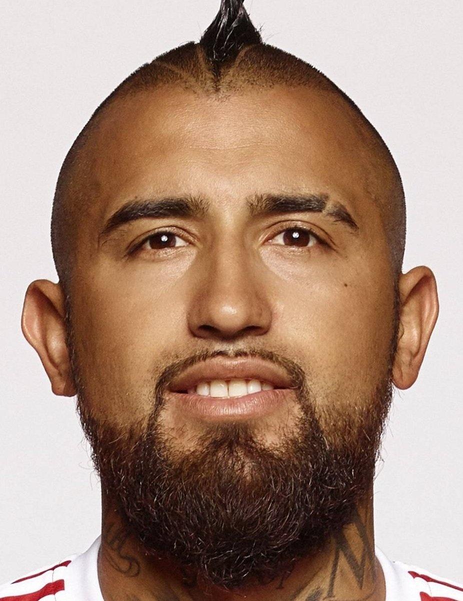 456fa14e72eaa Arturo Vidal - Perfil de jogador 18 19