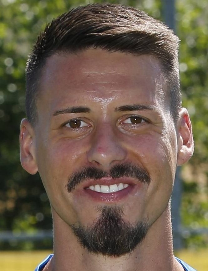 Terza Maglia FC Bayern München Sandro Wagner