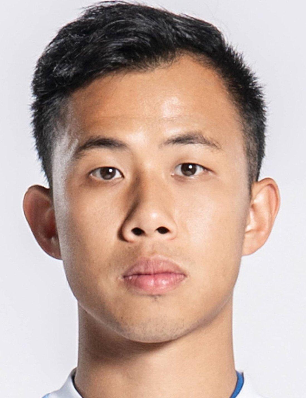 Zhengyu Huang - Player Profile 2019 | Transfermarkt