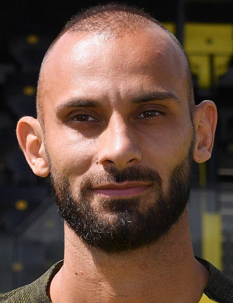 Seconda Maglia Borussia Dortmund Ömer Toprak
