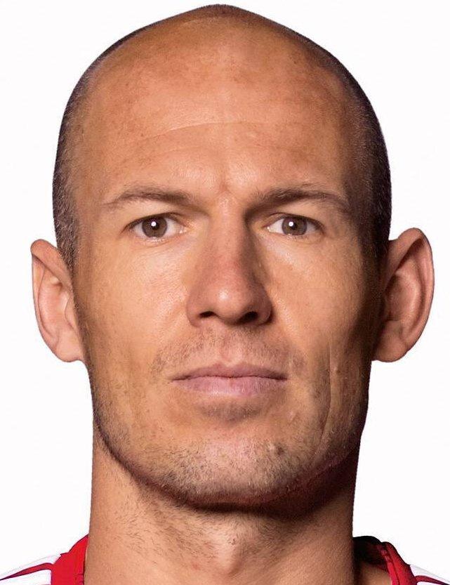 Arjen Robben - Spelersprofiel | Transfermarkt