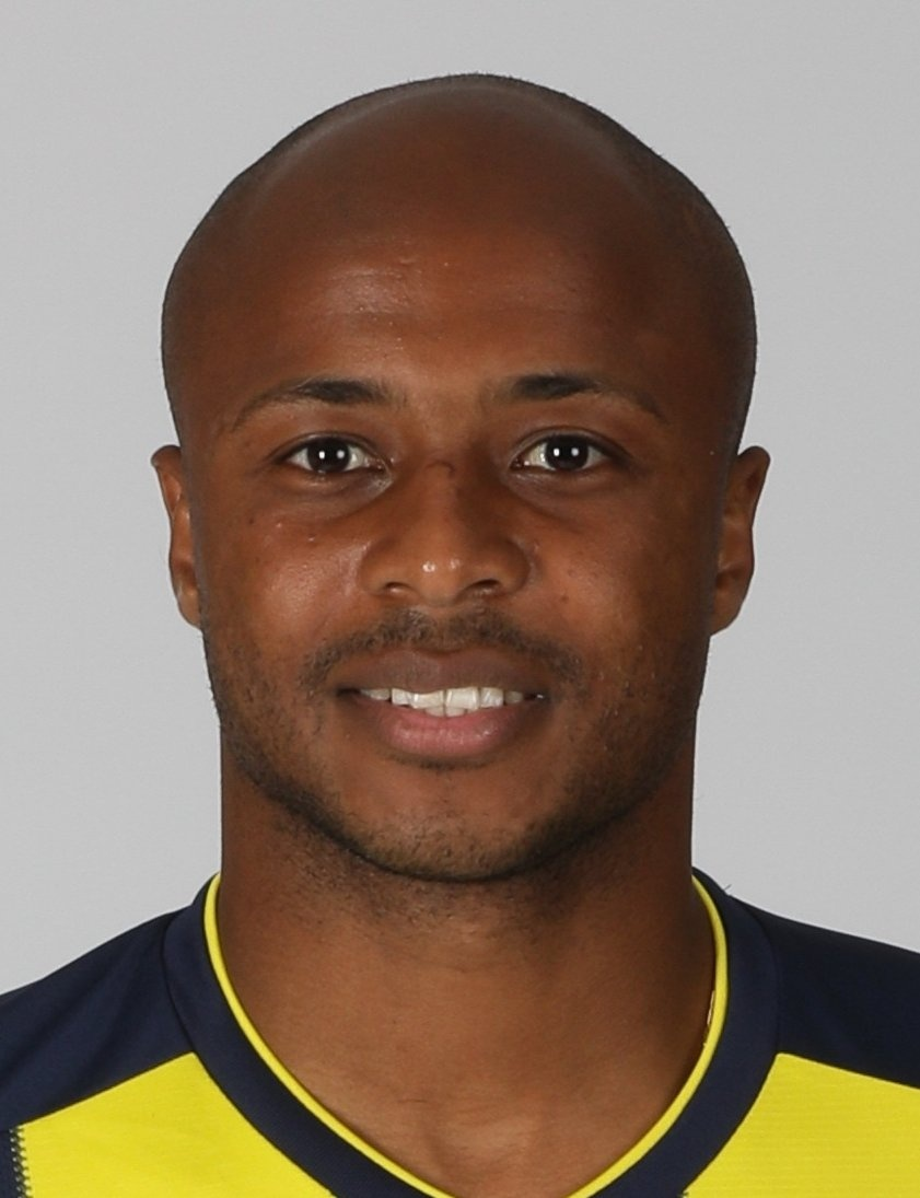 André Ayew - Player Profile 19/20 | Transfermarkt
