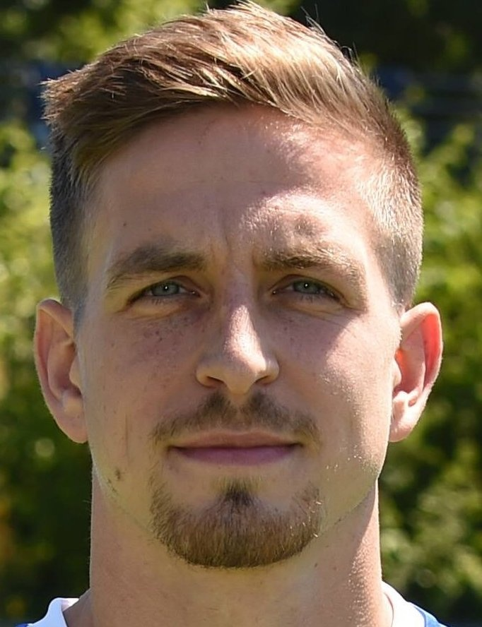 Seconda Maglia FC Schalke 29Mark-Alexander Uth
