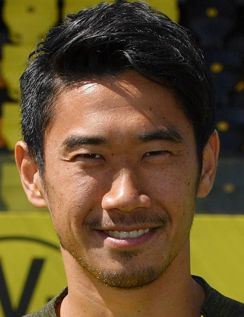 Seconda Maglia Borussia Dortmund Shinji Kagawa