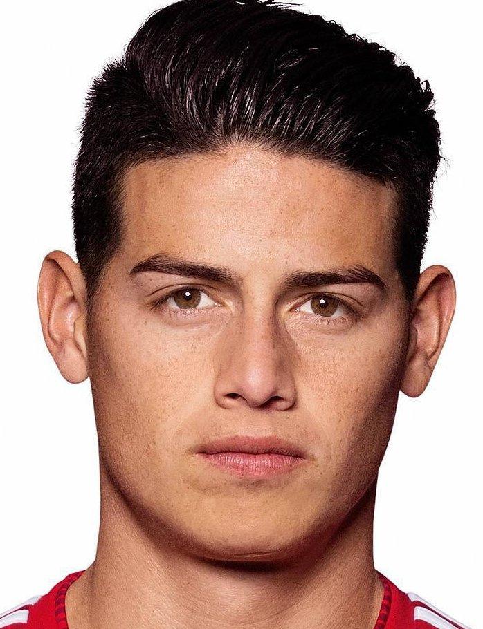 James Rodriguez Transfermarkt