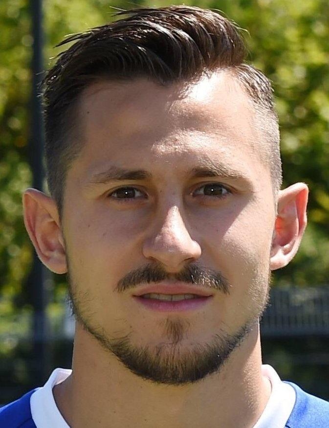 Maglia Home FC Schalke 26Cedric Teuchert
