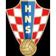 Kroatië Onder 18