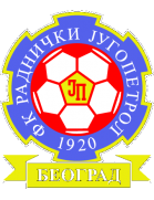 FK Radnicki Belgrad U19
