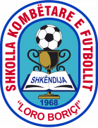 Shkëndija Tiranë U19