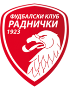 FK Radnicki 1923 Kragujevac U19