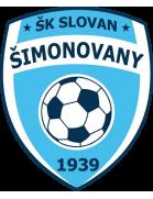 Slovan Simonovany - Partizanske