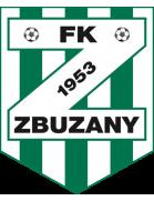 FK Zbuzany 1953