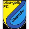 Blau-Gelb Überruhr